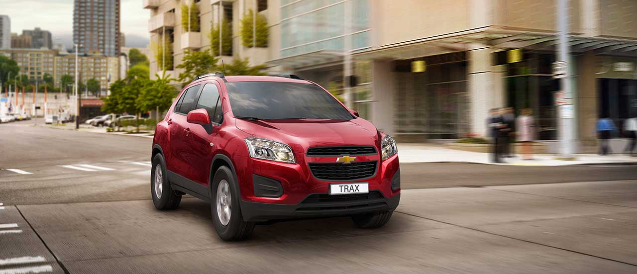 Chevrolet Trax, small SUV